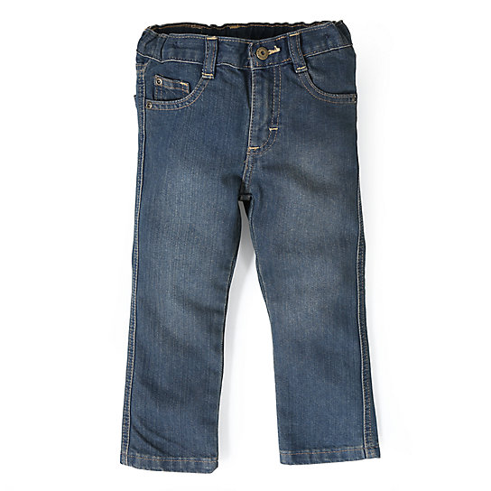 Boy's Red Rock Slim Straight Jean (2T-5T)