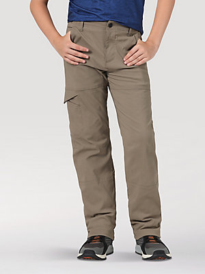 ATG™ by Wrangler® Boy's Fleece Lined Synthetic Pant (8-16)