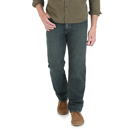 Wrangler 174 Advanced Comfort Regular Fit Jean Wrangler
