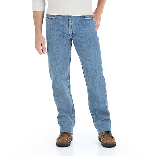 Wrangler® Advanced Comfort Relaxed Fit Jean