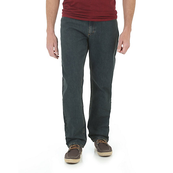 Wrangler® Advanced Comfort Breathe-Dri Relaxed Fit Jean