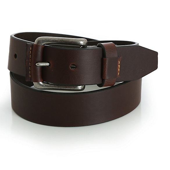 Men's Covered Buckle Belt