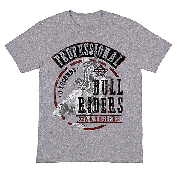 Boy's Bull Riders T-Shirt