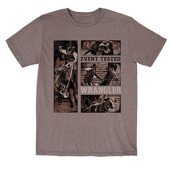 Boy's Rodeo Event Graphic T-Shirt