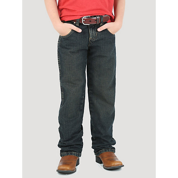 Boy's Wrangler Retro® Straight Leg Jeans (8-16) | Boys Jeans by ...