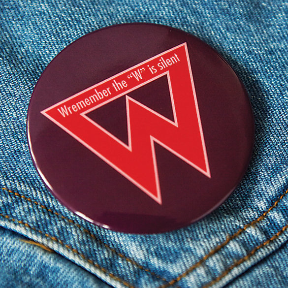 Wremember Button