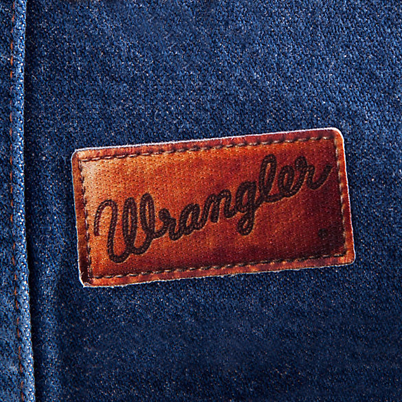 Wrangler Back Pocket Patch