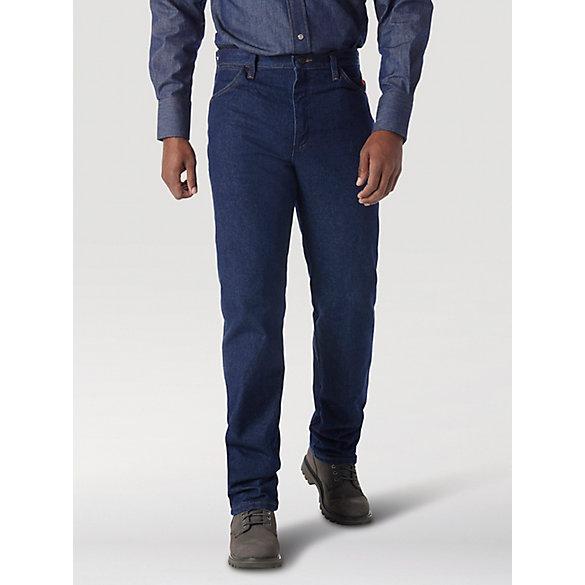 74cfcace926 Wrangler® FR Flame Resistant Original Fit Jean