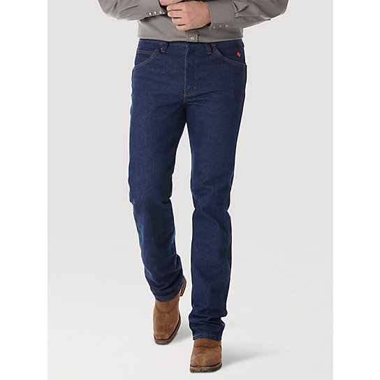 Wrangler® FR Flame Resistant Slim Fit Jean (Tall Sizes Only)