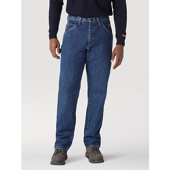 Wrangler® RIGGS Workwear® FR Flame Resistant Carpenter Jean (Big Sizes)