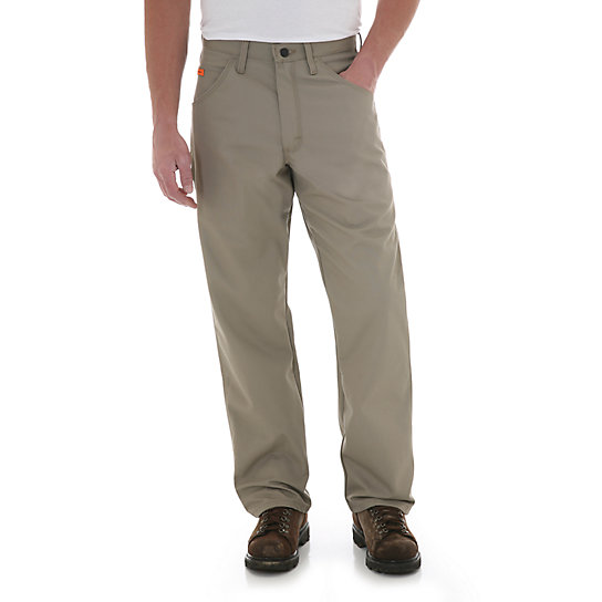 Wrangler® RIGGS Workwear® FR Flame Resistant Ripstop Carpenter Pants (Big Sizes)