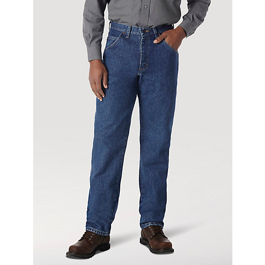 Wrangler® RIGGS Workwear® FR Flame Resistant Relaxed Fit Jean