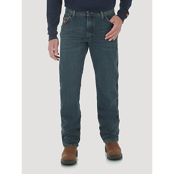 Men's Wrangler® FR Flame Resistant Advanced Comfort Regular Fit Jean