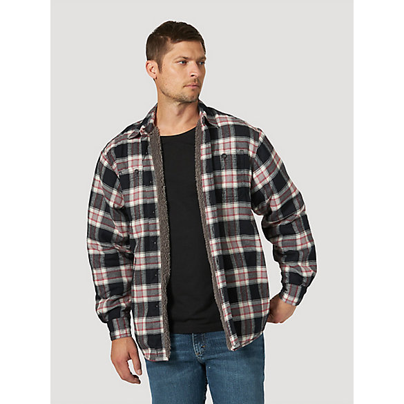 Mens Long Sleeve Flannel Shirt 100/% Cotton Plain Colours M to 2XL