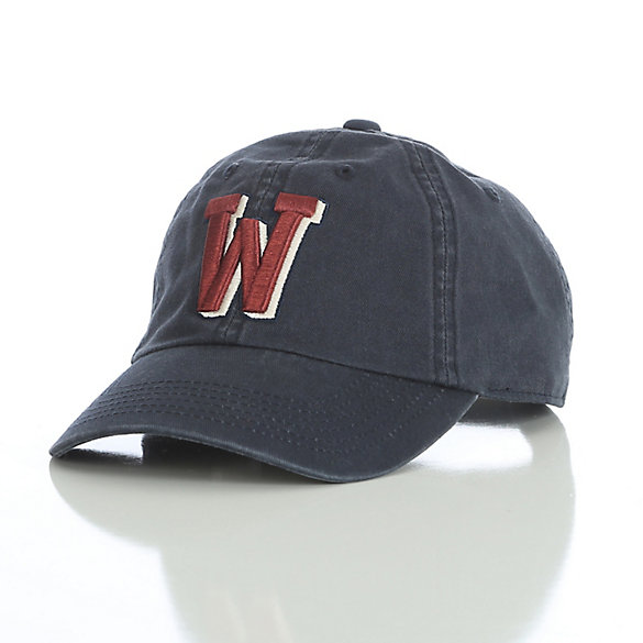 Women's Varsity W Washed Cap