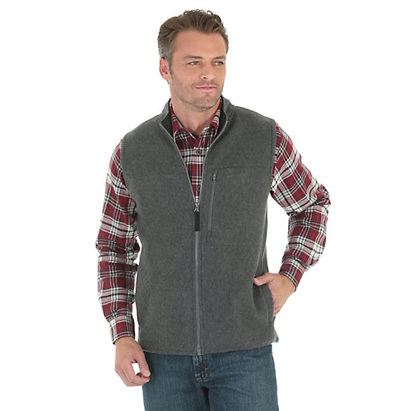 Wrangler® Knit Vest (Big Sizes)