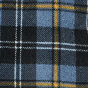 Vintage Indigo Plaid