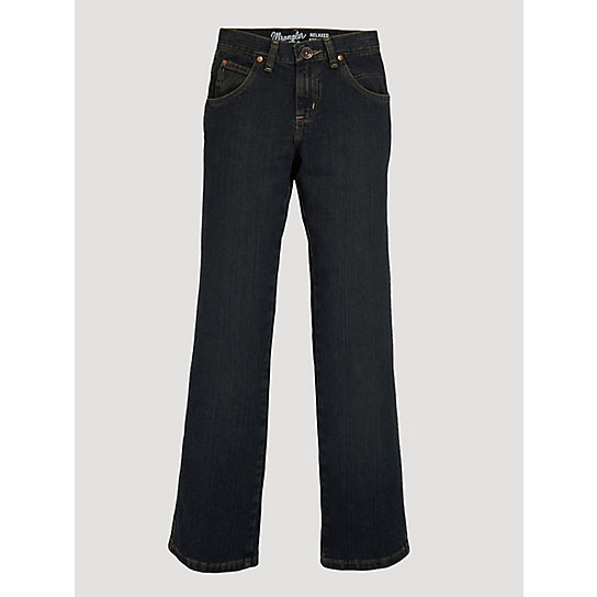 Boy's Wrangler Retro® Straight Fit Jean (4-7)