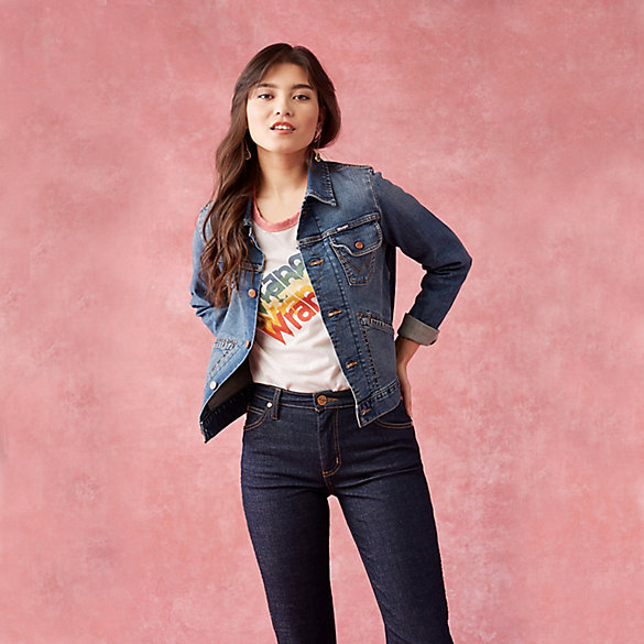 Modcloth x Wrangler® Denim Jacket