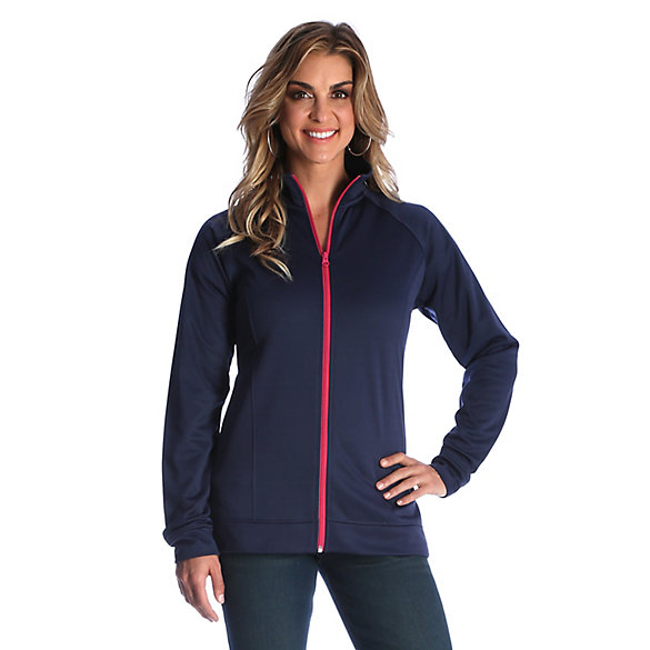 Women's As Real As Wrangler® Full Zip Jacket