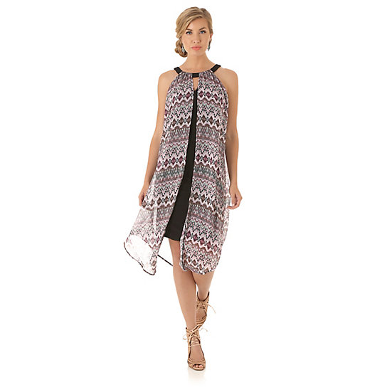 Women's Flyaway Midi Dress