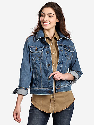 Women's Fashion Denim Jacket
