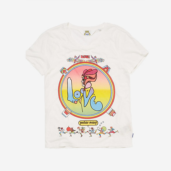 Peter Max™© X Wrangler® Women's Short Sleeve Graphic T-Shirt
