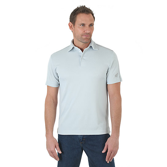 Wrangler® Premium Performance Cool Vantage™ Short Sleeve Knit Shirts