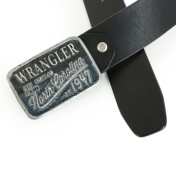 Men's CTF Denim Buckle Belt