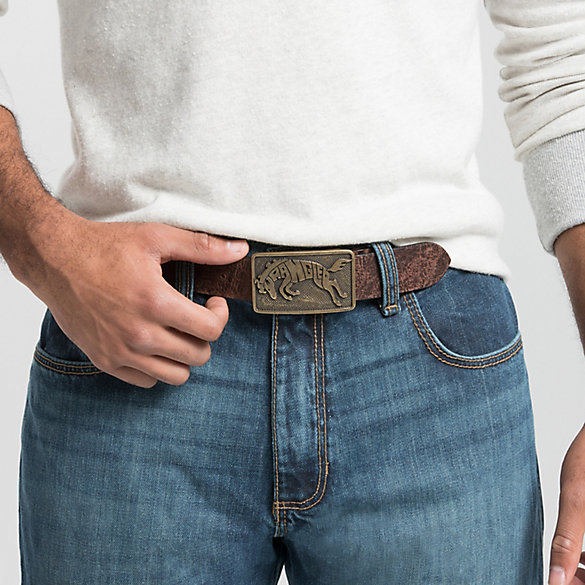 Men's CTF Horse Buckle Belt