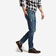 d07b3a99 Wrangler® Five Star Premium Denim 4-Way Flex Regular Fit Jean   Mens ...