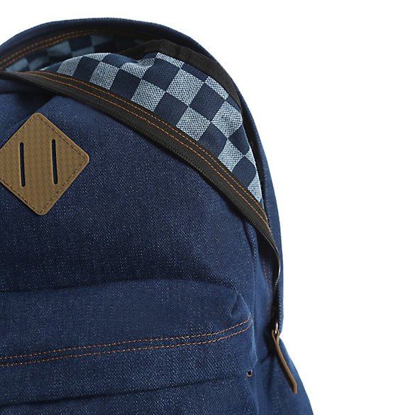 Vans® X Wrangler® Checkerboard Backpack