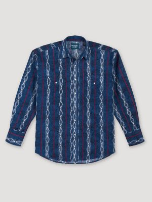 Details about  /CRAGHOPPERS Mens Riffelap Long-Sleeved Black Pepper Check Shirt CMS613-Q2N