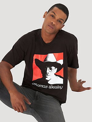 Thomas Wesley Snake Oil Album T-Shirt