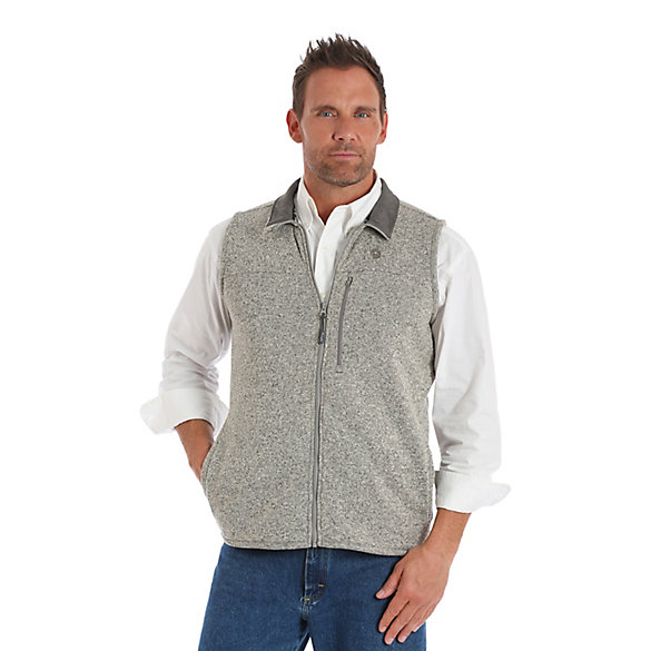 Men's George Strait Knit Vest