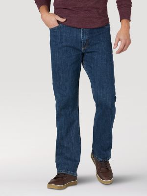 796d039aed8 Men's Relaxed Fit Flex Jean | Mens Jeans by Wrangler®