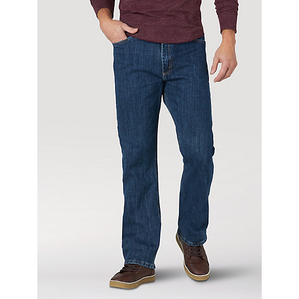 Men's Relaxed Fit Flex Jean
