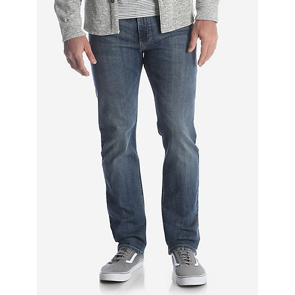Men's Regular Fit Tapered Flex Jean