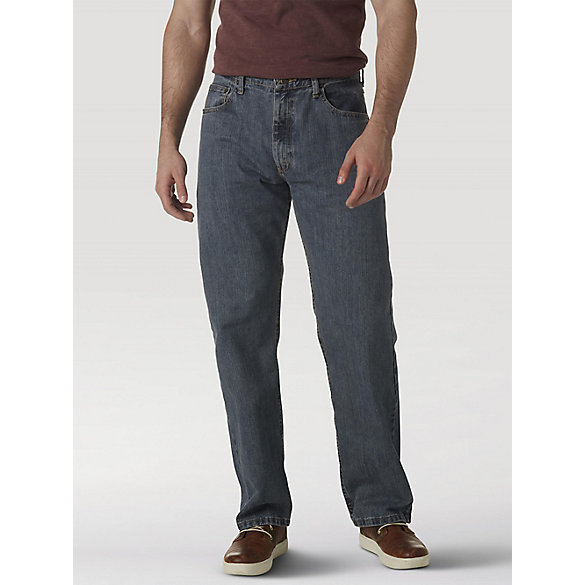 Men's Loose Fit Jean