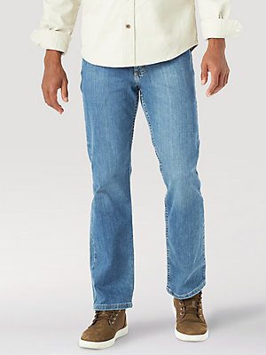 Men's Straight Fit Flex Jean