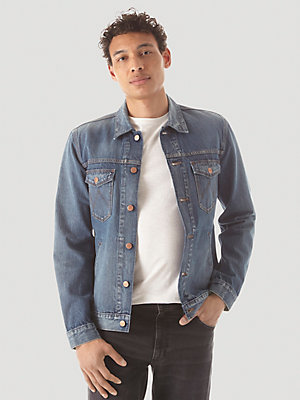 Men's Wrangler® Vintage Denim Jacket