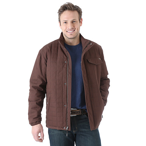 Wrangler® Chore Jacket (Big & Tall Sizes)