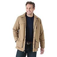 056fd6fb877 Wrangler® Blanket Lined Denim Jacket