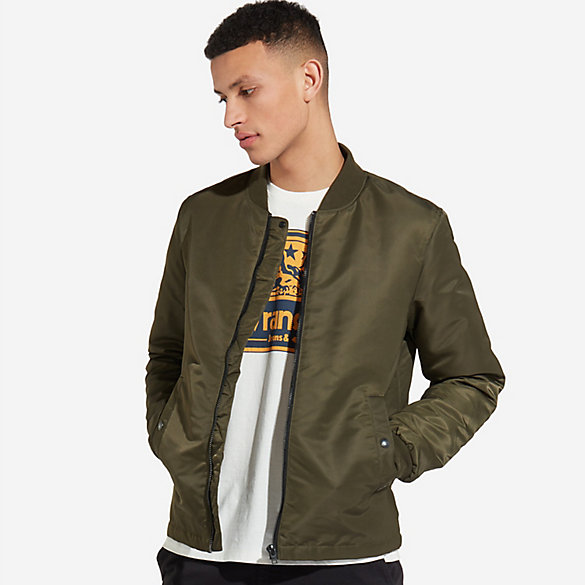 Men's Wrangler® Born Ready Straight Bomber Jacket