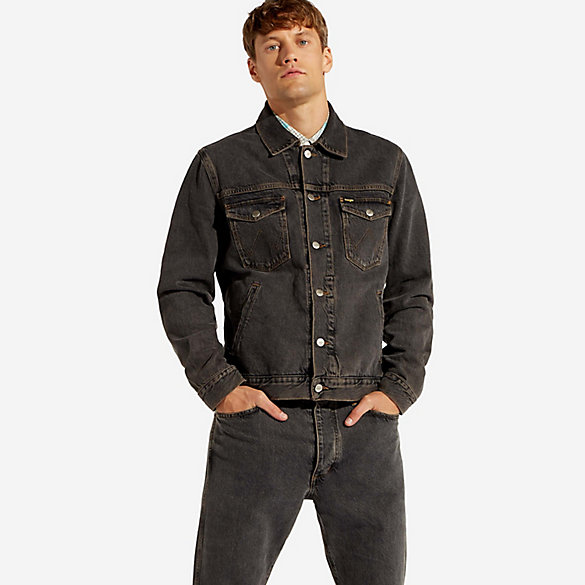 Men's Wrangler® Regular Fit Denim Jacket