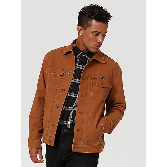 Men's Wrangler® Unlined Denim Jacket