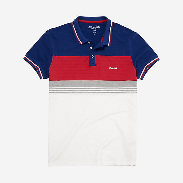 Men's 70th Anniversary Retro Slim Fit Polo