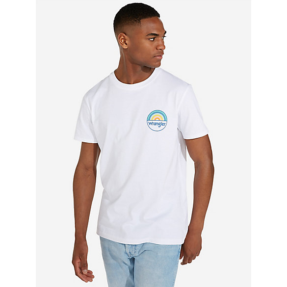 Men's Wrangler® Rainbow Logo T-Shirt