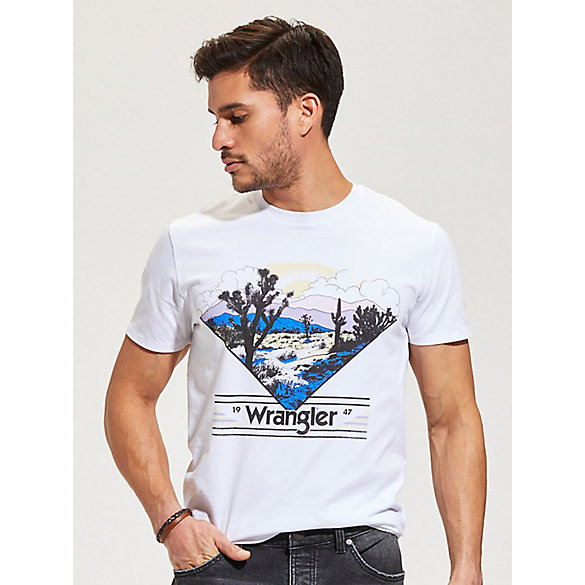 Men's Wrangler® Graphic T-Shirt