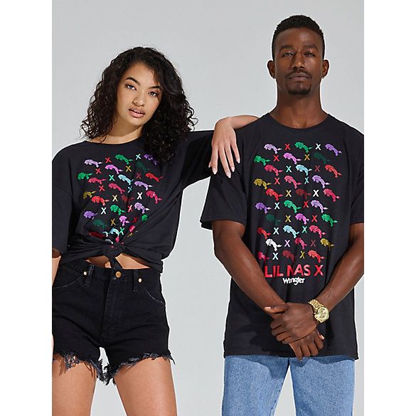 Wrangler® Lil Nas X Collection: Graphic T-Shirt